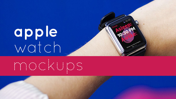 Apple Watch Mockup (freebie)